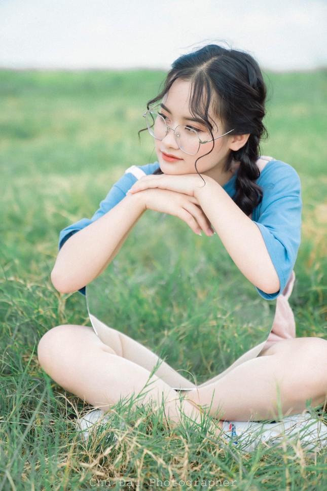 """Nữ sinh Hà Thành gây bão với chất giọng """"ngọt lịm"""" cùng loạt clip cover triệu view ảnh 7"""