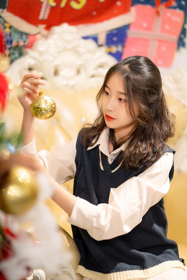 Nữ sinh 2K3 Hưng Yên đa tài xinh không tì vết thần tượng Châu Bùi ảnh 5