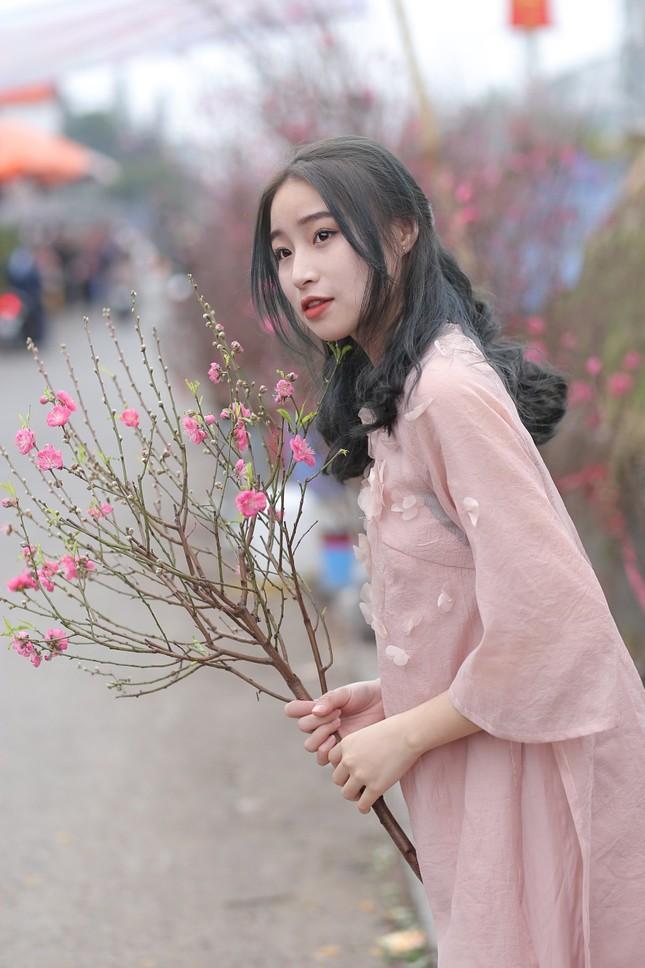 Nữ sinh 2K3 Hưng Yên đa tài xinh không tì vết thần tượng Châu Bùi ảnh 6