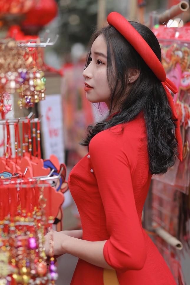 Nữ sinh 2K3 Hưng Yên đa tài xinh không tì vết thần tượng Châu Bùi ảnh 10