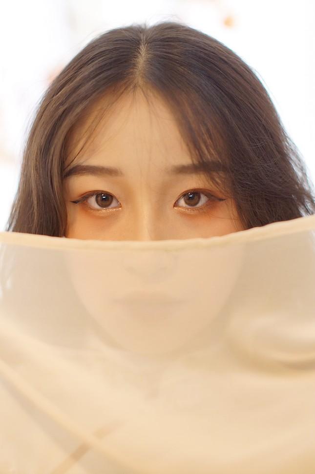 Nữ sinh 2K3 Hưng Yên đa tài xinh không tì vết thần tượng Châu Bùi ảnh 8