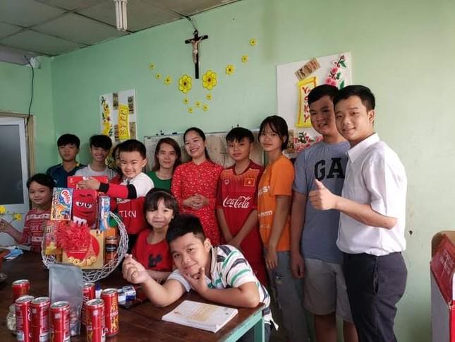 Vượt khó vươn lên - chàng trai Thanh Hóa muốn trở thành một hướng dẫn viên quốc tế giỏi ảnh 8