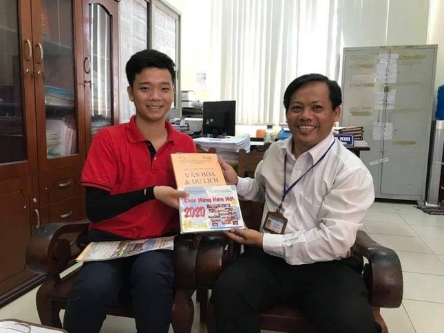 Vượt khó vươn lên - chàng trai Thanh Hóa muốn trở thành một hướng dẫn viên quốc tế giỏi ảnh 7
