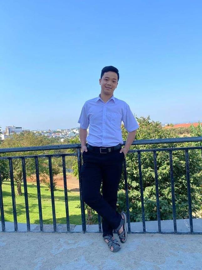 Vượt khó vươn lên - chàng trai Thanh Hóa muốn trở thành một hướng dẫn viên quốc tế giỏi ảnh 6