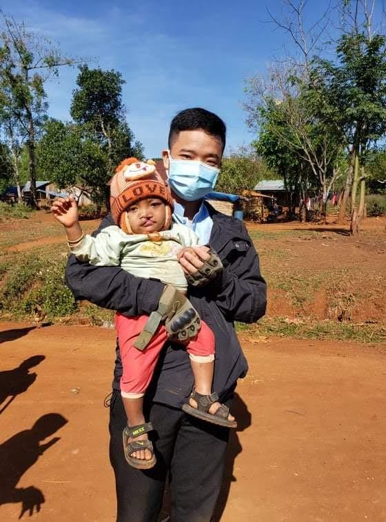 Vượt khó vươn lên - chàng trai Thanh Hóa muốn trở thành một hướng dẫn viên quốc tế giỏi ảnh 2