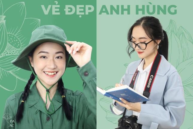 Vẻ đẹp ấn tượng của phụ nữ Việt qua triển lãm nghệ thuật của sinh viên trường Báo ảnh 4