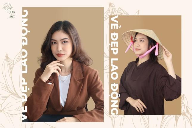 Vẻ đẹp ấn tượng của phụ nữ Việt qua triển lãm nghệ thuật của sinh viên trường Báo ảnh 6