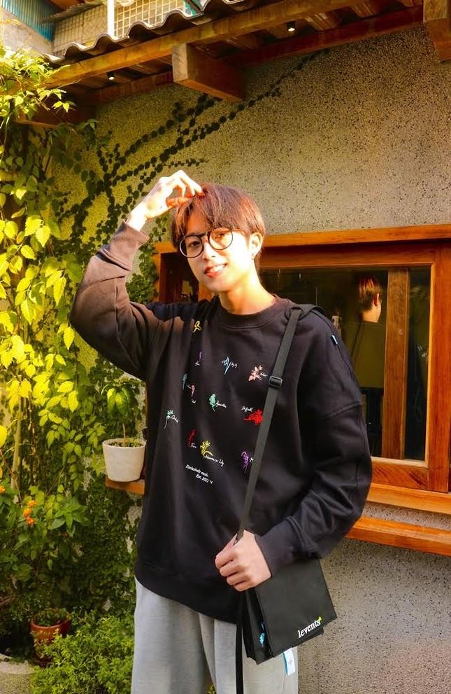 """Gặp gỡ chàng """"Chanh"""" – Hotboy trường Đại học Thương mại ảnh 1"""