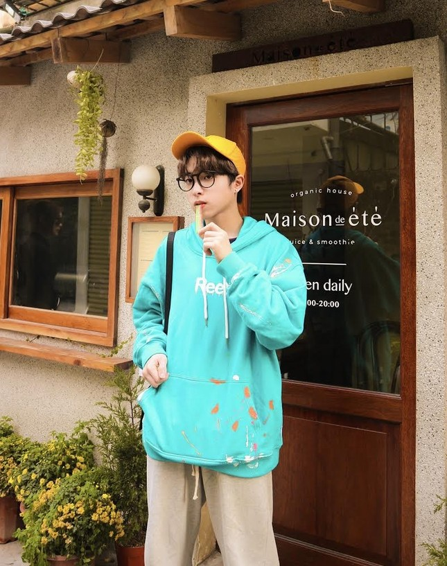 """Gặp gỡ chàng """"Chanh"""" – Hotboy trường Đại học Thương mại ảnh 6"""