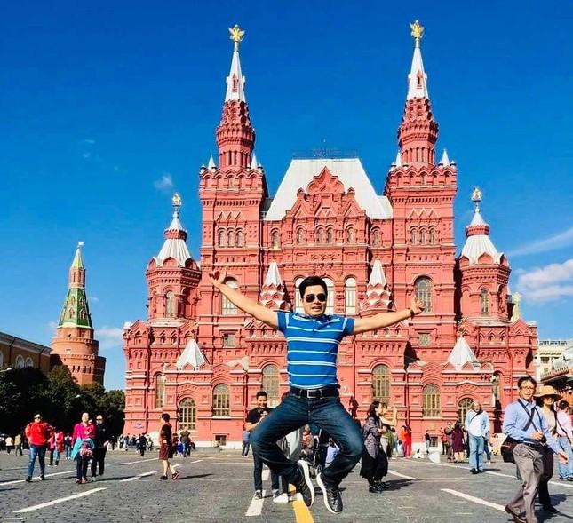 Đưa thế giới vào bài giảng du lịch ảnh 4