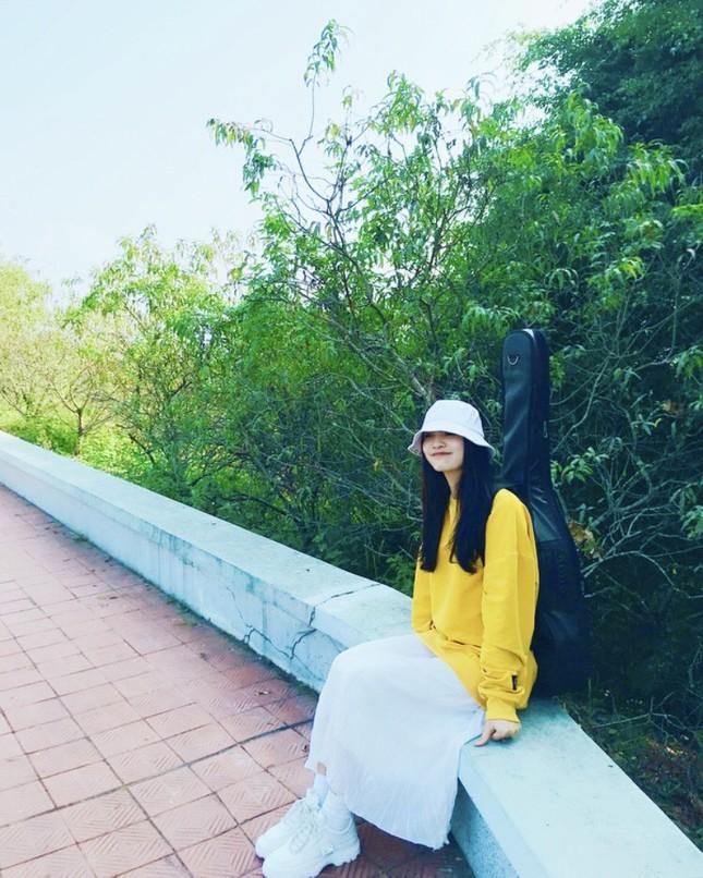 Nữ sinh Tuyên Quang và hành trình nghị lực theo đuổi đam mê ca hát ảnh 11