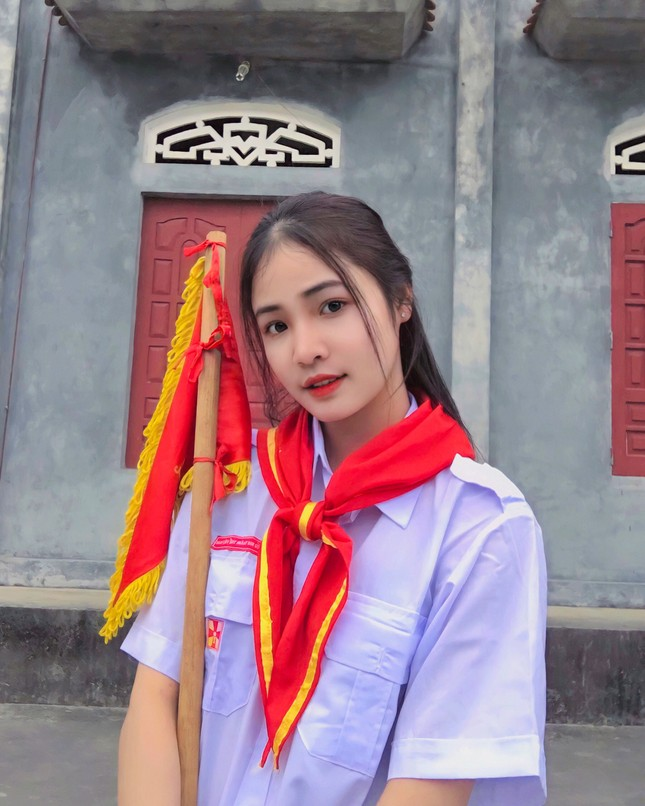 Nữ sinh Tuyên Quang và hành trình nghị lực theo đuổi đam mê ca hát ảnh 3