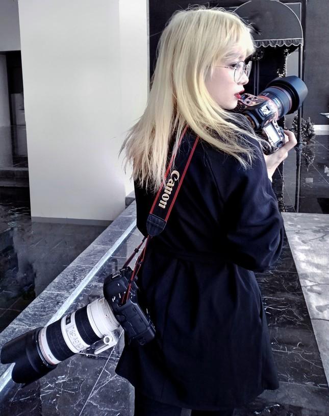 """Nữ nhiếp ảnh gia tương lai đam mê với """"Nhiếp ảnh đường phố"""" ảnh 4"""