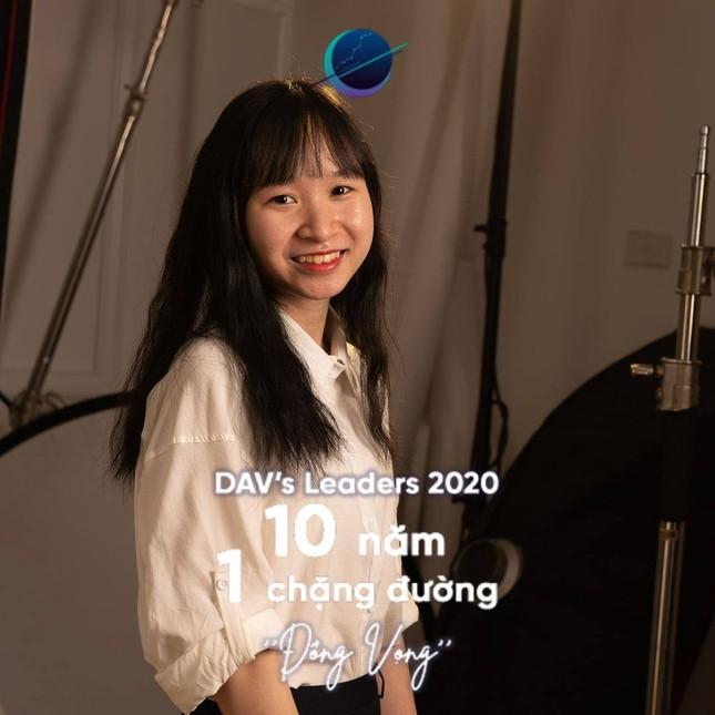 Cô nữ sinh Bắc Ninh từng được 7 trường đại học lớn tuyển thẳng và ưu tiên xét tuyển ảnh 2