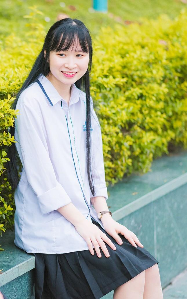 Cô nữ sinh Bắc Ninh từng được 7 trường đại học lớn tuyển thẳng và ưu tiên xét tuyển ảnh 1