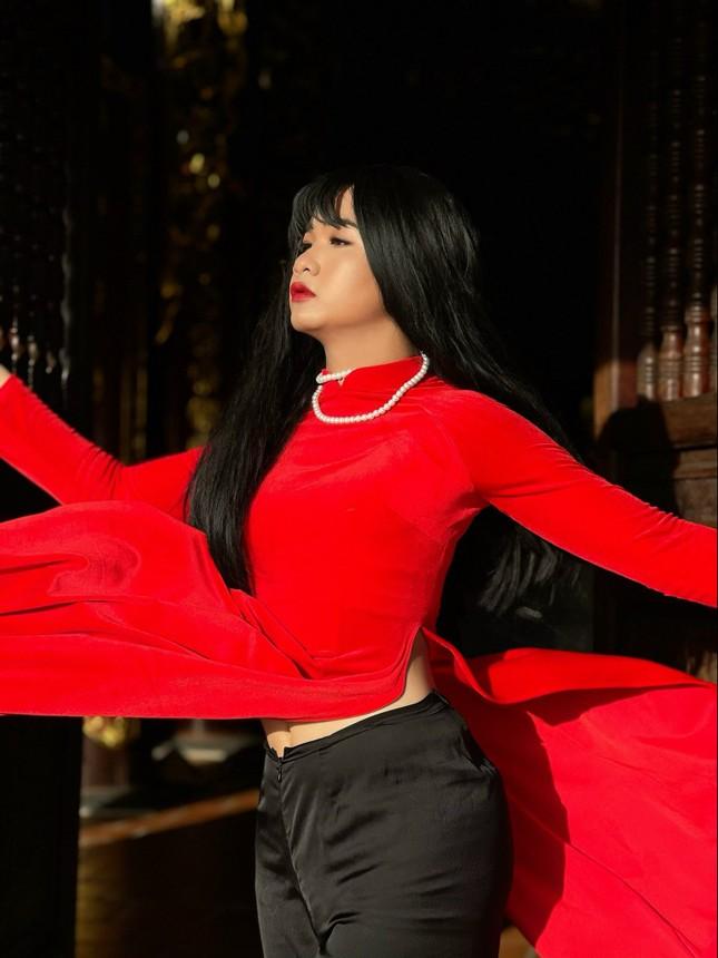 Nam sinh Cà Mau với dự định chuyển giới, khát khao trở thành người mẫu ảnh ảnh 3