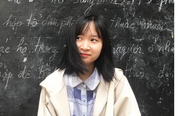 Cô nữ sinh Bắc Ninh từng được 7 trường đại học lớn tuyển thẳng và ưu tiên xét tuyển ảnh 3