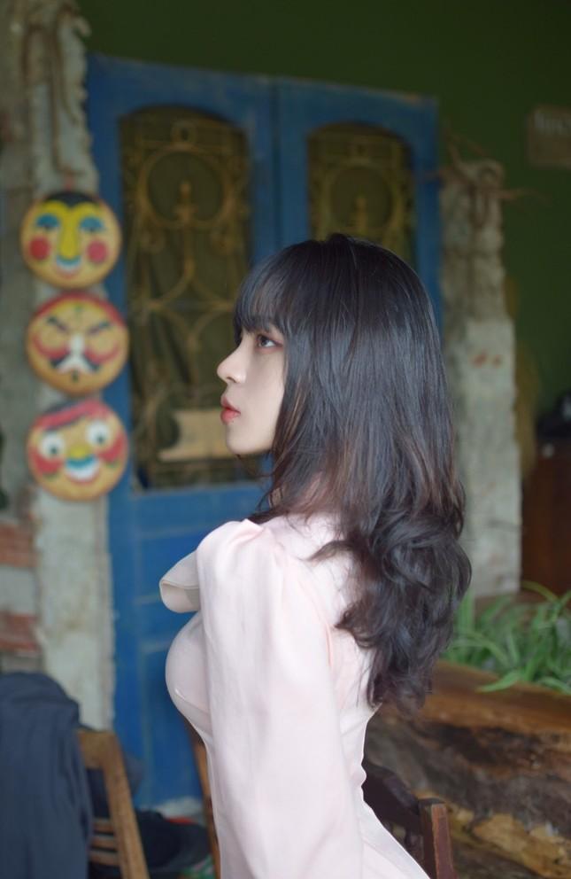 Nét trong trẻo của nữ sinh Phú Thọ tài năng ảnh 4