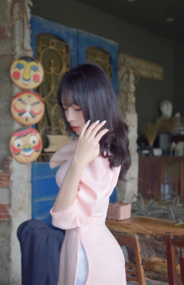 Nét trong trẻo của nữ sinh Phú Thọ tài năng ảnh 7