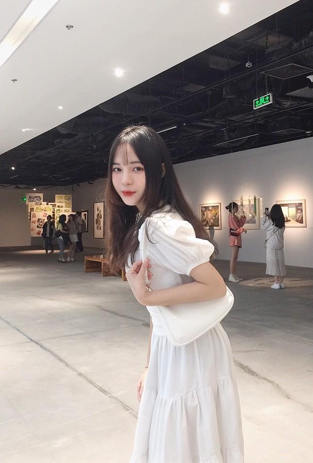 Nét trong trẻo của nữ sinh Phú Thọ tài năng ảnh 1
