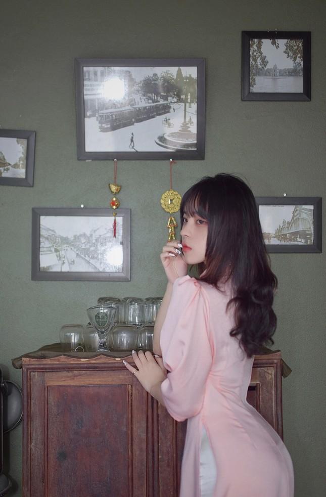 Nét trong trẻo của nữ sinh Phú Thọ tài năng ảnh 6