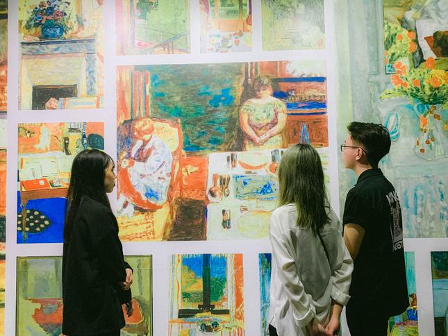 """""""Lặng yên rực rỡ"""" - Tour nghệ thuật giúp người xem tìm lại được quãng thời gian đã mất ảnh 7"""