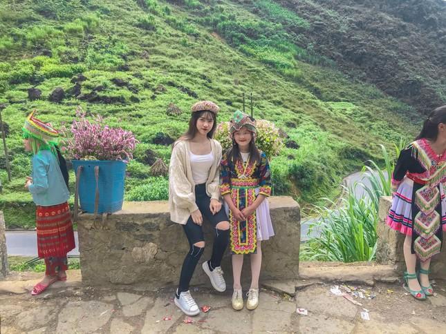 """Nữ sinh viên Cao đẳng Y Dược Hà Nội đam mê du lịch:""""Càng đi, tôi càng thấy chân không mỏi"""" ảnh 5"""