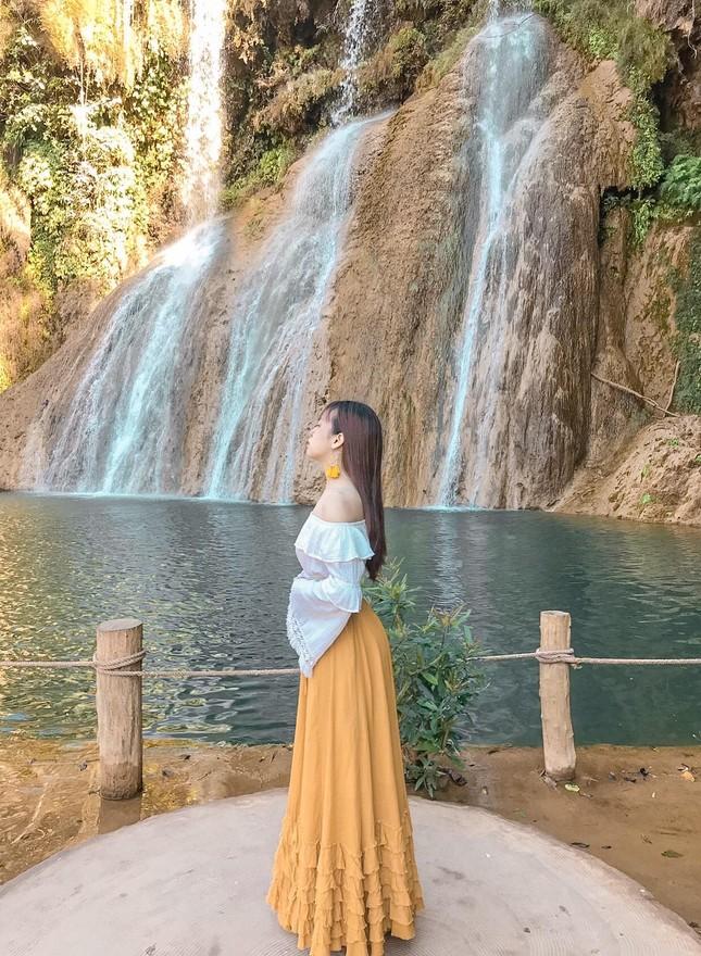 """Nữ sinh viên Cao đẳng Y Dược Hà Nội đam mê du lịch:""""Càng đi, tôi càng thấy chân không mỏi"""" ảnh 8"""