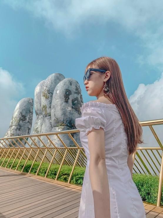 """Nữ sinh viên Cao đẳng Y Dược Hà Nội đam mê du lịch:""""Càng đi, tôi càng thấy chân không mỏi"""" ảnh 6"""