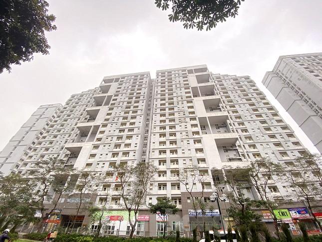 Toàn cảnh khu cao ốc 21 tầng dành cách ly người về từ vùng dịch ảnh 4
