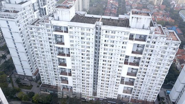 Toàn cảnh khu cao ốc 21 tầng dành cách ly người về từ vùng dịch ảnh 1