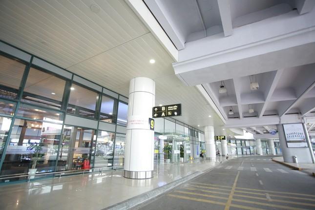Máy bay đỗ đầy cảng, nhà ga Nội Bài 'vắng như chùa bà đanh' ảnh 5