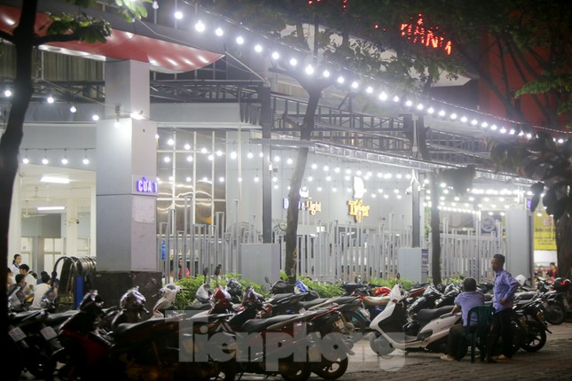 Các quán nhậu Thủ đô náo nhiệt trở lại, bất chấp Nghị định 100 ảnh 14