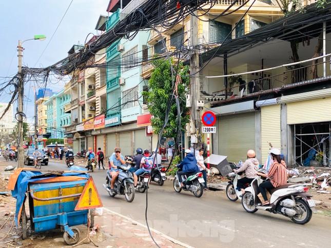 Tuyến đường dài hơn 400 mét ở Hà Nội thi công ba năm chưa về đích ảnh 10