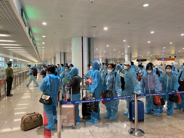 Chuyến bay quốc tế thường lệ được khôi phục như thế nào? ảnh 8