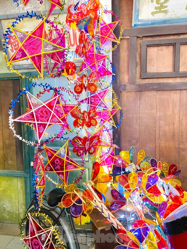 Ký ức Tết Trung thu xưa tại Hoàng thành Thăng Long ảnh 5