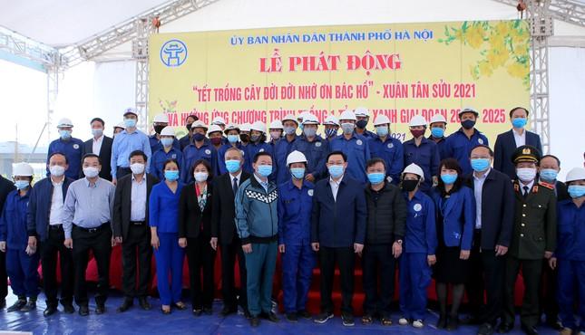 Hà Nội cùng Bộ TN&MT hưởng ứng chương trình trồng 1 tỷ cây xanh ảnh 9