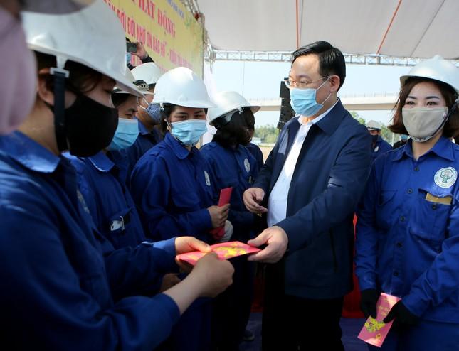 Hà Nội cùng Bộ TN&MT hưởng ứng chương trình trồng 1 tỷ cây xanh ảnh 7