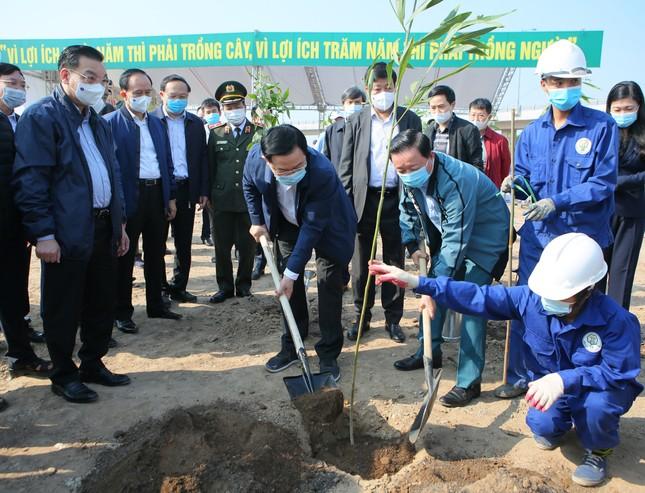Hà Nội cùng Bộ TN&MT hưởng ứng chương trình trồng 1 tỷ cây xanh ảnh 2