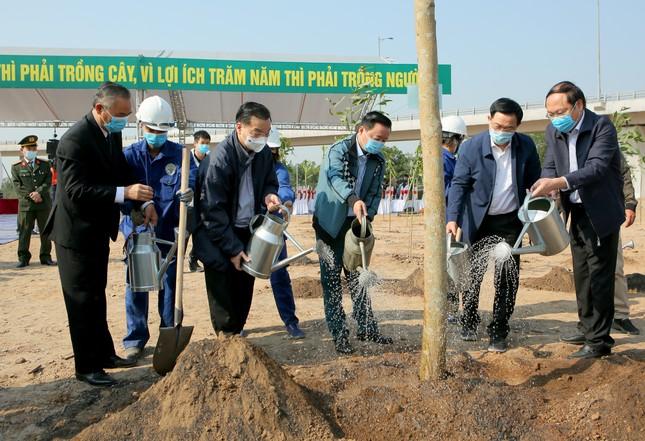 Hà Nội cùng Bộ TN&MT hưởng ứng chương trình trồng 1 tỷ cây xanh ảnh 3