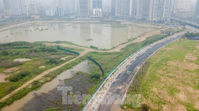 Toàn cảnh khu vực Hà Nội xây dựng tổ hợp cung thiếu nhi 1.300 tỷ đồng ảnh 2