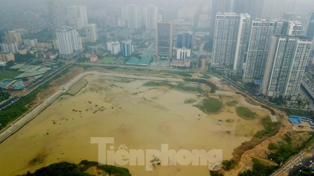 Toàn cảnh khu vực Hà Nội xây dựng tổ hợp cung thiếu nhi 1.300 tỷ đồng ảnh 8