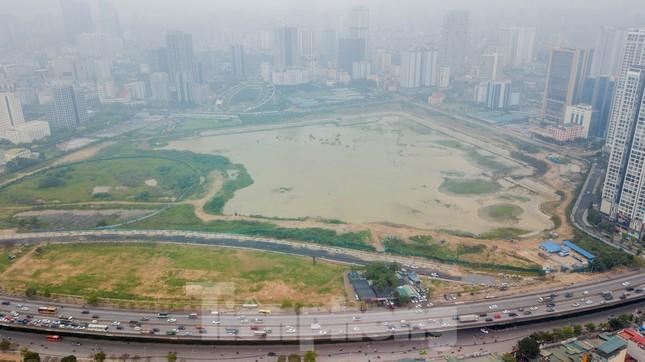 Toàn cảnh khu vực Hà Nội xây dựng tổ hợp cung thiếu nhi 1.300 tỷ đồng ảnh 9