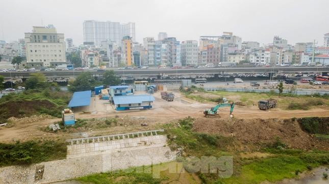 Toàn cảnh khu vực Hà Nội xây dựng tổ hợp cung thiếu nhi 1.300 tỷ đồng ảnh 4