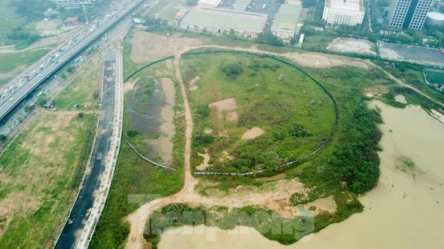 Toàn cảnh khu vực Hà Nội xây dựng tổ hợp cung thiếu nhi 1.300 tỷ đồng ảnh 3