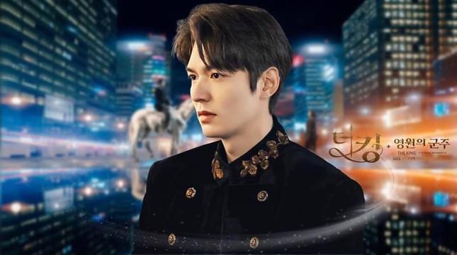 """Sau xuất ngũ, Lee Min Ho trở lại đầy lợi hại với phim """"Quân vương bất diệt"""" ảnh 1"""