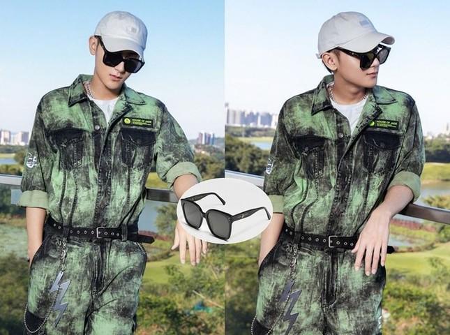 Tóc Tiên, Diệu Nhi tự tin khoe dáng với kính do Jennie (Black Pink) thiết kế ảnh 7