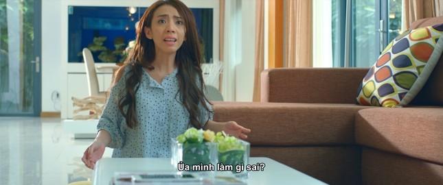 """Làm quân sư tình yêu, """"Chị Mười Ba"""" Thu Trang bị mắng trong """"Tôi là não cá vàng"""" ảnh 1"""