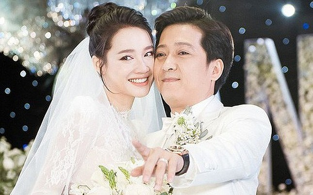 Ngày nào vừa quen nhau trên phim trường, Nhã Phương - Trường Giang đã kỷ niệm 5 năm yêu  ảnh 3