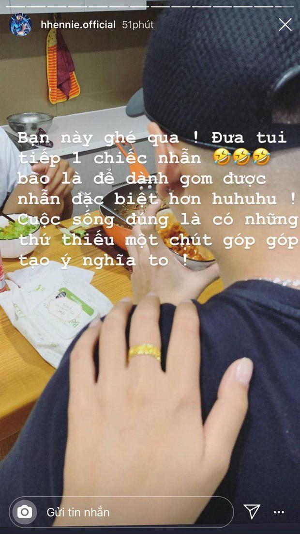 Sau nghi vấn rạn nứt tình yêu, H'Hen Niê bất ngờ khoe hành động lãng mạn của bạn trai ảnh 3